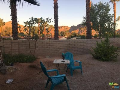 La Quinta Single Family Home For Sale: 78510 Via Sonata
