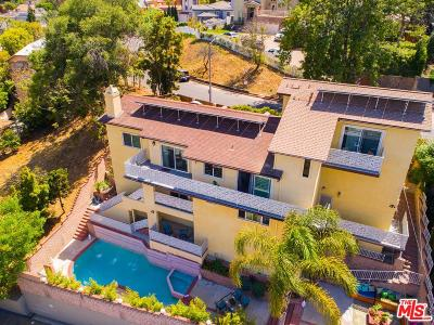 Los Angeles County Single Family Home For Sale: 3234 Dos Palos Drive