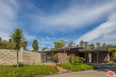 Los Angeles Single Family Home Active Under Contract: 815 Bramble Way