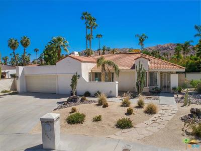 Palm Springs Single Family Home For Sale: 2793 Golondrina Way
