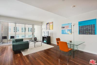 Condo/Townhouse For Sale: 6250 Hollywood Boulevard #4H