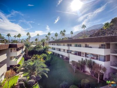 Palm Springs Condo/Townhouse For Sale: 2396 South Palm Canyon Drive #34