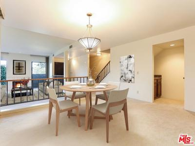 Los Angeles County Condo/Townhouse For Sale: 2306 Century Hill