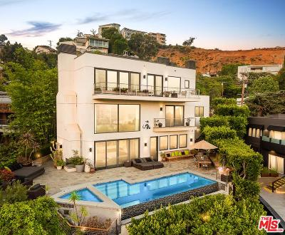 Los Angeles County Single Family Home For Sale: 1573 Sunset Plaza Drive
