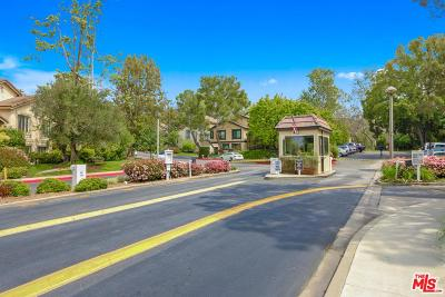 Culver City Condo/Townhouse For Sale: 4802 Salem Village Drive