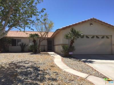 Desert Hot Springs Single Family Home For Sale: 13970 Quinta Way