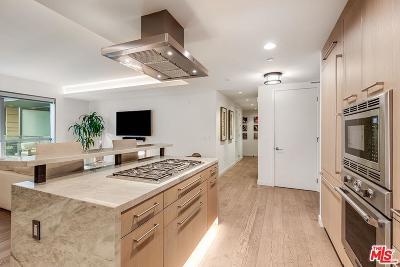 Santa Monica Condo/Townhouse For Sale: 1755 Ocean Ave #602