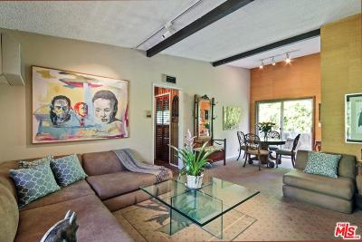 West Hollywood Condo/Townhouse For Sale: 1414 North Fairfax Avenue #206