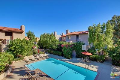 Palm Springs Condo/Townhouse For Sale: 280 South Avenida Caballeros #261