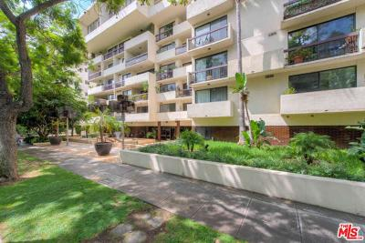 Beverly Hills Condo/Townhouse For Sale: 325 North Oakhurst Drive #201