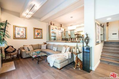 Beverly Hills Condo/Townhouse For Sale: 9321 Burton Way #B