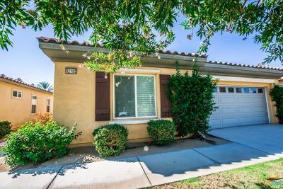 Indio Single Family Home Active Under Contract: 82193 Burton Avenue
