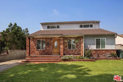 Burbank Single Family Home For Sale: 1421 North Kenwood Street