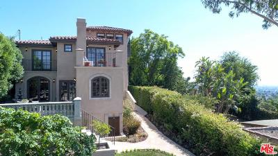 Single Family Home For Sale: 3634 Carnation Avenue