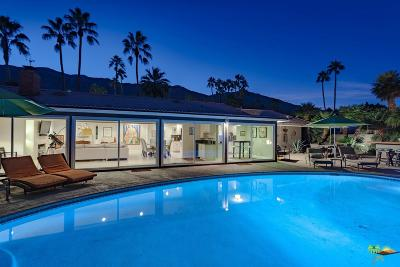 Palm Springs Single Family Home For Sale: 2422 South Camino Real