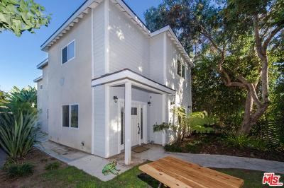 Venice Single Family Home For Sale: 824 Venice