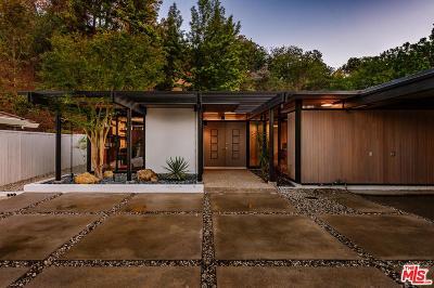 Sherman Oaks Single Family Home For Sale: 3337 Scadlock Lane