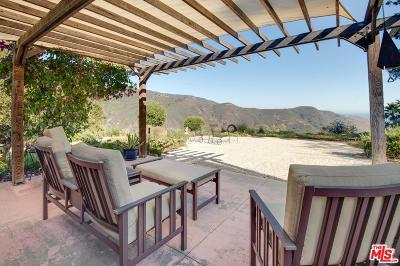 Malibu CA Single Family Home For Sale: $1,688,000