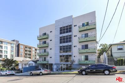 Los Angeles Condo/Townhouse For Sale: 1042 South Kingsley Drive #101