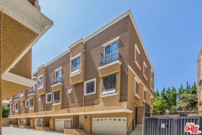 Condo/Townhouse For Sale: 681 South Norton Avenue #110