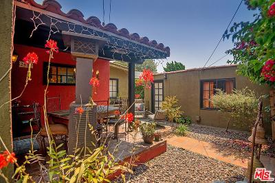 Santa Monica Single Family Home For Sale: 2617 7th Street