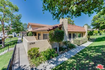 Thousand Oaks Condo/Townhouse For Sale: 1769 Aleppo Court