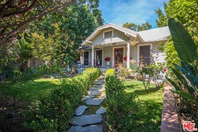 Los Angeles County Single Family Home For Sale: 7615 Hampton Avenue