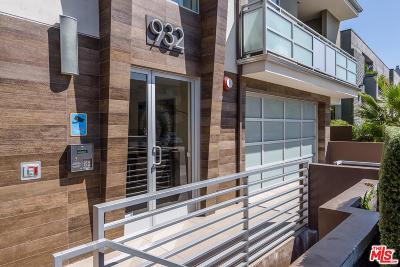 West Hollywood Condo/Townhouse For Sale: 932 North Alfred Street #301