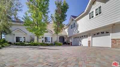 Agoura Hills Single Family Home For Sale: 5545 Aldren Court
