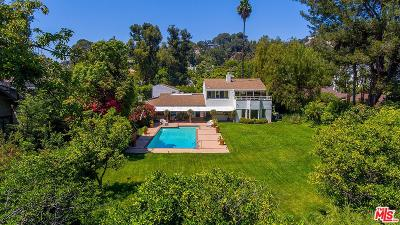 Beverly Hills Single Family Home For Sale: 9584 Hidden Valley Road