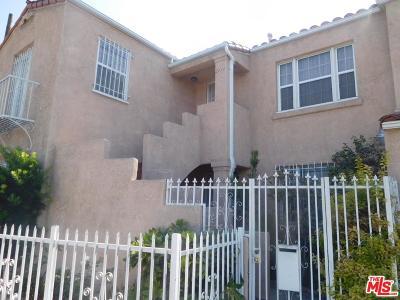 Los Angeles Rental For Rent: 2816 South La Brea Avenue