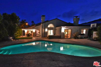 Malibu Single Family Home For Sale: 24621 Skyline View Drive