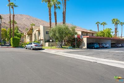 Palm Springs Condo/Townhouse For Sale: 250 East San Jose Road #72