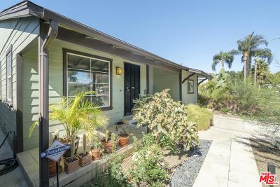 Culver City Single Family Home For Sale: 12109 Havelock Avenue
