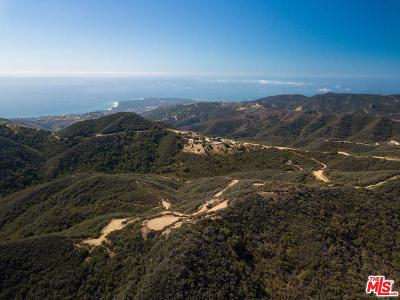 Malibu Residential Lots & Land For Sale: 27835 Borna Drive