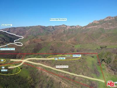 Malibu Residential Lots & Land For Sale: 34217 Mulholland
