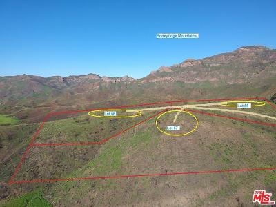 Malibu Residential Lots & Land For Sale: Mulholland