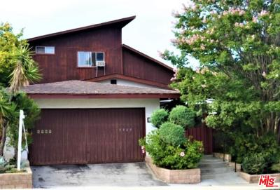 Culver City Single Family Home For Sale: 5909 Blairstone Drive
