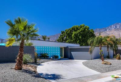 Palm Springs Single Family Home For Sale: 3625 East Paseo Barbara