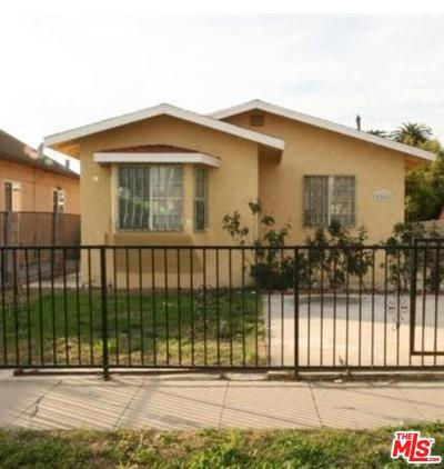 Single Family Home For Sale: 1261 South Muirfield Road