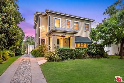 Los Angeles County Single Family Home For Sale: 1414 North Genesee Avenue