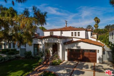 Santa Monica Single Family Home For Sale: 335 24th Street