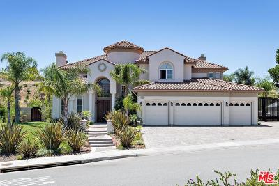 Moorpark Single Family Home For Sale: 12464 Palmer Drive