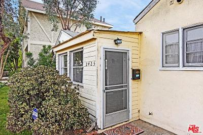 Los Angeles County Single Family Home For Sale: 2425 20th Street