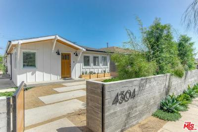 Los Angeles County Single Family Home For Sale: 4304 Chase Avenue