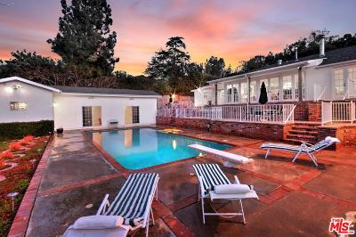 Tarzana Single Family Home For Sale: 4910 Brewster Drive