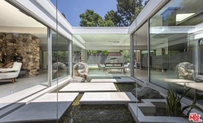 Los Angeles County Single Family Home For Sale: 3122 Nichols Canyon Road