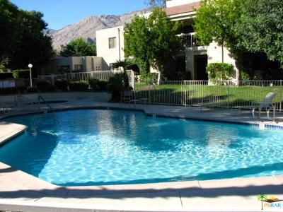 Palm Springs Condo/Townhouse For Sale: 1955 North Via Miraleste #1322