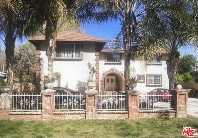 Reseda Single Family Home For Sale: 19151 Cantara Street