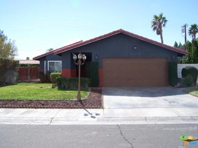Cathedral City Single Family Home For Sale: 67775 Ontina Road